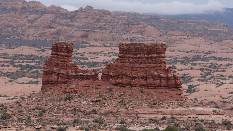 USA Trip Day 19 Grand Junction - Arches Nat Park to Cedar City