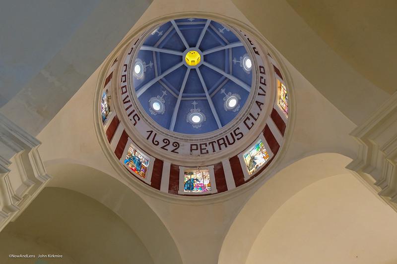 Cartagena Church Dome