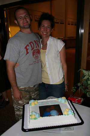 Lora & Brandon at eleVation - June 27, 2006