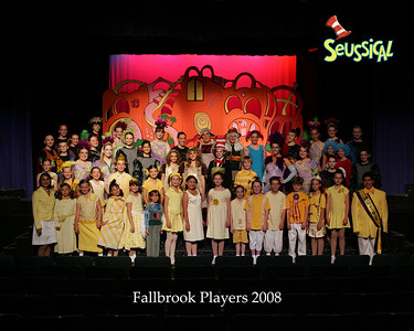 Fallbrook Players Seussical 2008