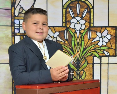 Vincent Communion 2020