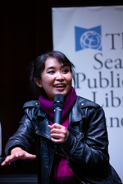 SPL Seattle Reads 2019 Thi Bui
