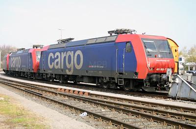 SBB Class 481