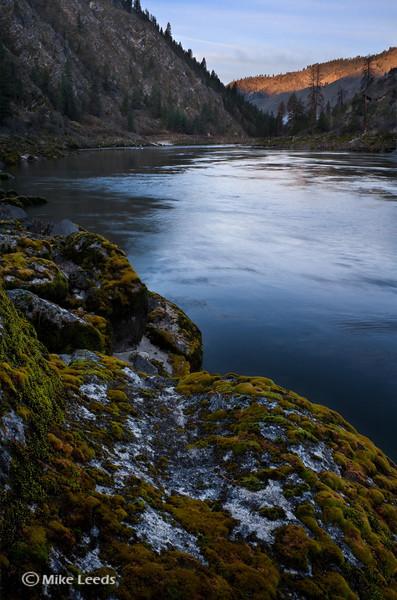 Main Salmon River, Idaho.