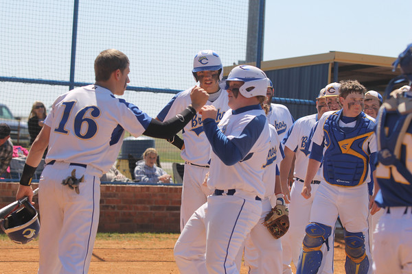 2014 Class A baseball regionals Central High