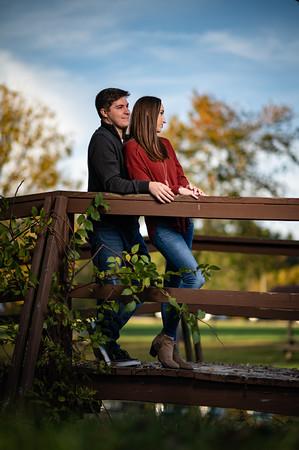 Breanna and Alex