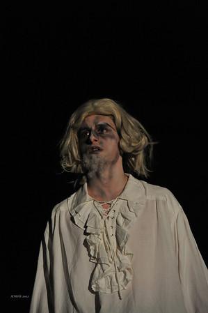 Hamlet -- Dress Rehearsal 2-29-12