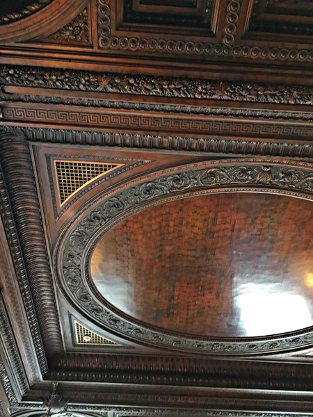 Periodical Reading Room ceiling