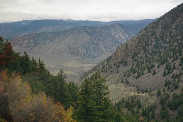 Quesnel to Whistler via Rocky Mountaineer