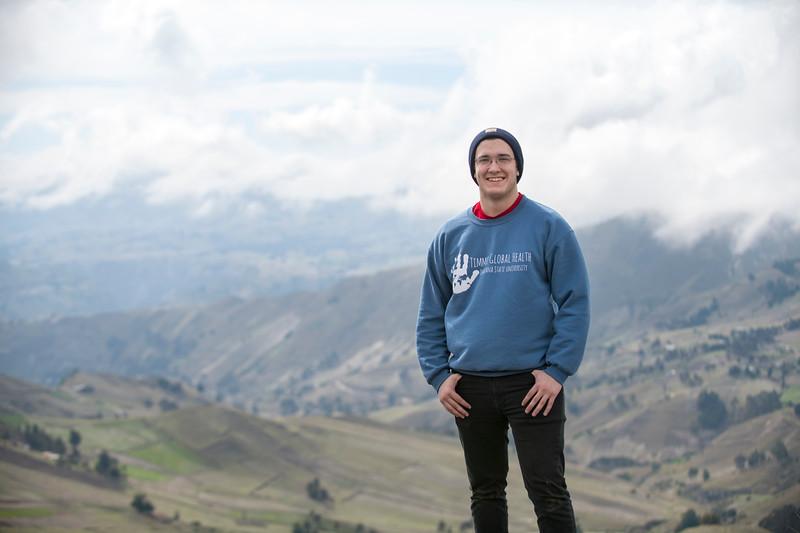 25 de diciembre, Guangaje, Ecuador