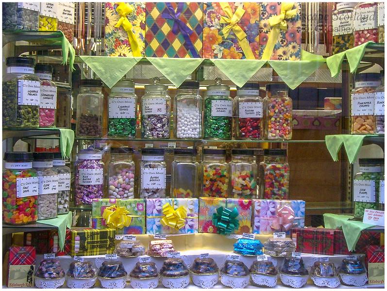 Casey's Sweet Shop, Saint Mary's Street  (2002)