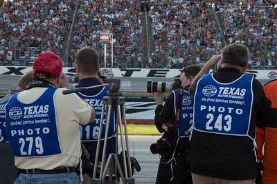 NASCAR - Texas Motor Speedway - Sunday