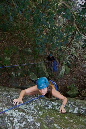 TopKnot Climbing Part 2