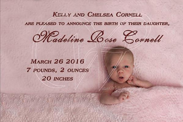 Madeline Cornell Newborn