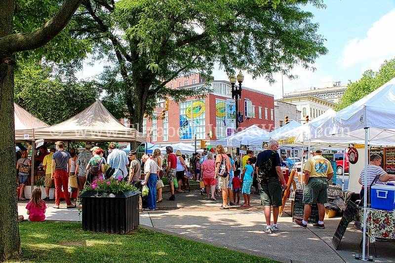 Easton Farmers Market, Easton, PA 6/22/2013