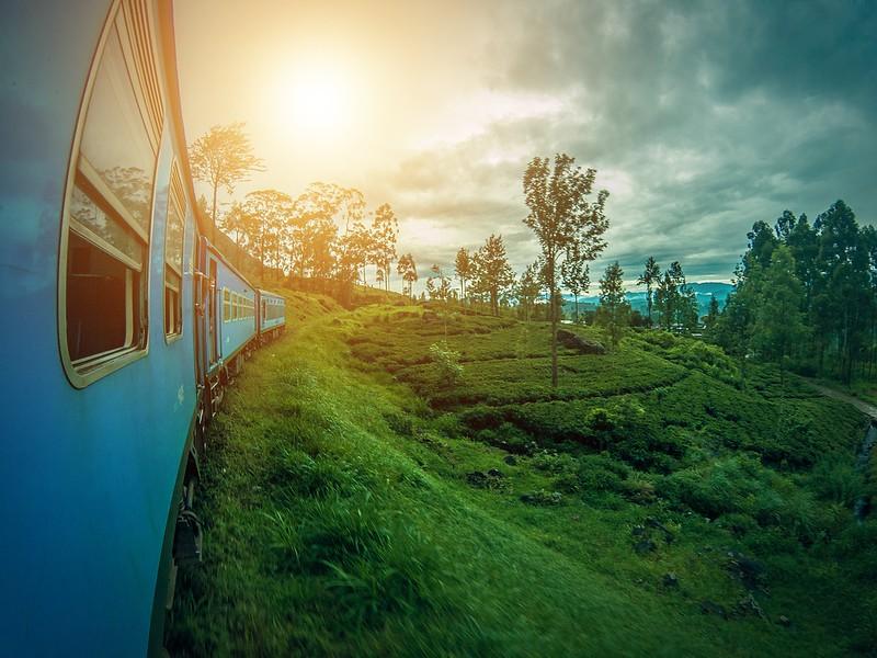 Ella Train - Sri Lanka