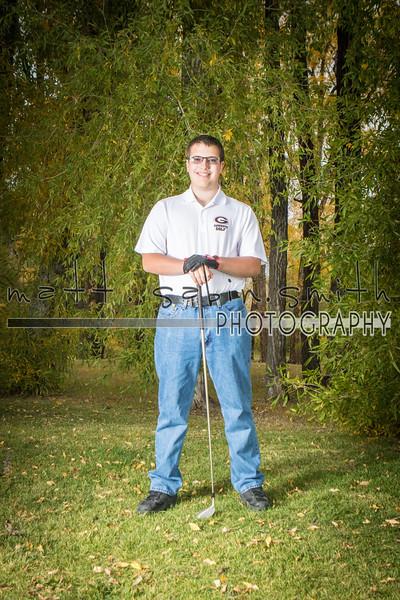GHS Boys Golf 2021