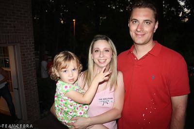20100703 Banakis Streamwood Outside Party