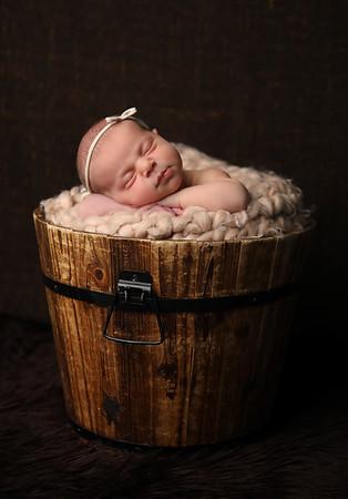 Newborn (baby girl)
