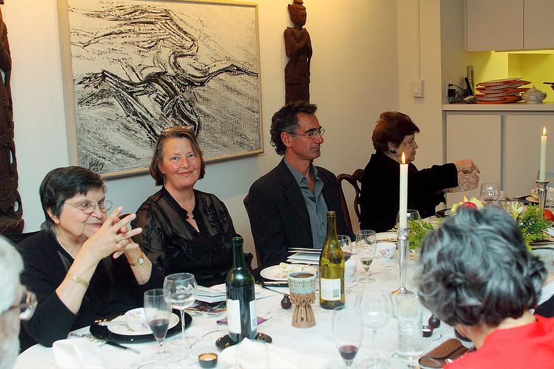 April Dinner 2009