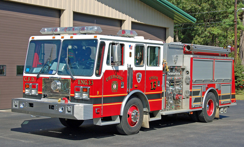 Engine 13  1996 KME  1250/750