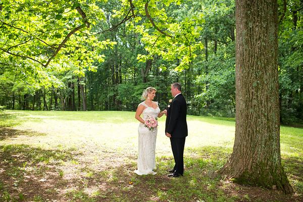 Jodi and Chris's Mendenhall Inn Wedding
