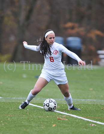 Friends Central plays Germantown Academy in Girls Soccer