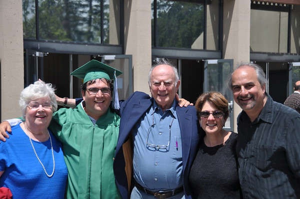 Josh HS Graduation
