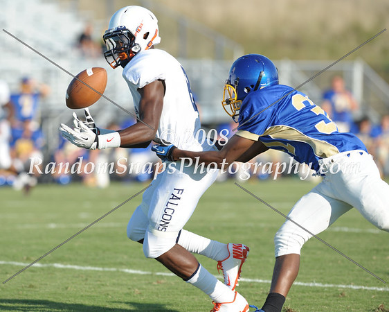 Stafford @ Briar Woods (scrimmage) -- 08/15/2013