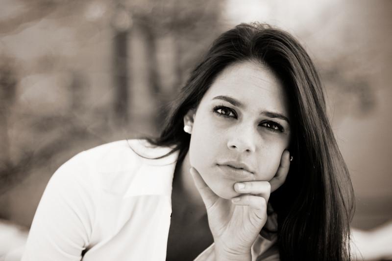 Mallory A's Senior Portraits