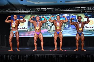 Men's Bodybuilding Open BW