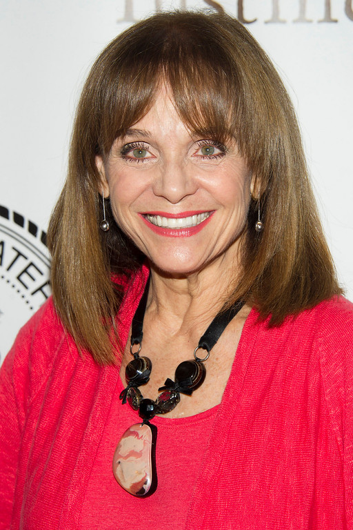 . Valerie Harper attends the Friars Club Roast of Betty White in New York, Wednesday, May 16, 2012. (AP Photo/Charles Sykes)