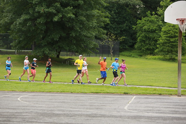 Matthew Henson Trail Long Run #9