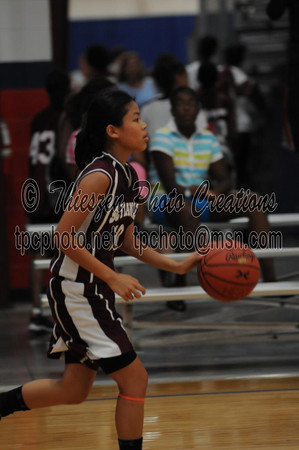SC Lady Flames VS Rochesters Warriors