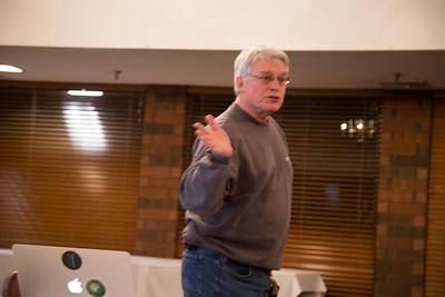 Uncle Bob Martin at Schaumburg .NET User Group