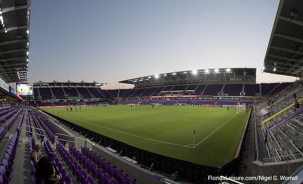 MLS2020 - Orlando 1 NYCFC 1