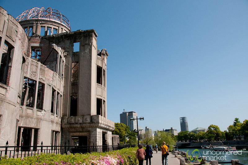 Atomic Bomb Dome - Hiroshima, Japan