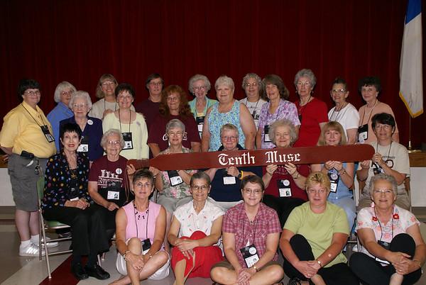 Centennial Reunion - Tenth Muse