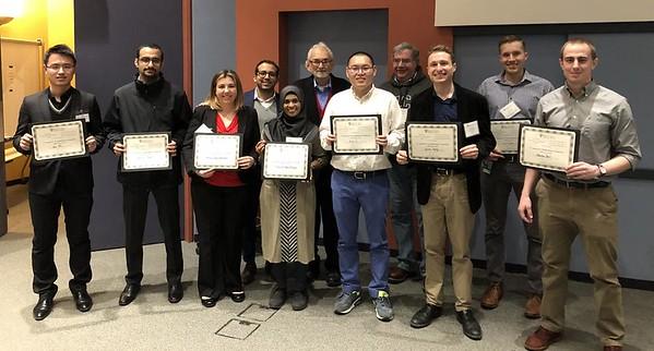 Feb 2019 2019 SCI Symposium Winners - Lightning Talks