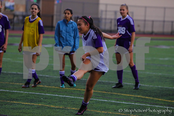 2018-09-13 Issaquah Girls JV Soccer vs Bothell