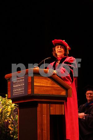 School of Professional Studies Graduation Ceremony