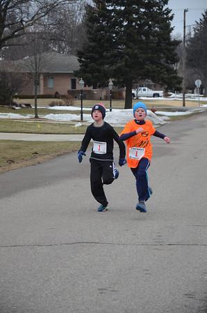 Mile Run - 2014 Bill Roney Memorial 5K