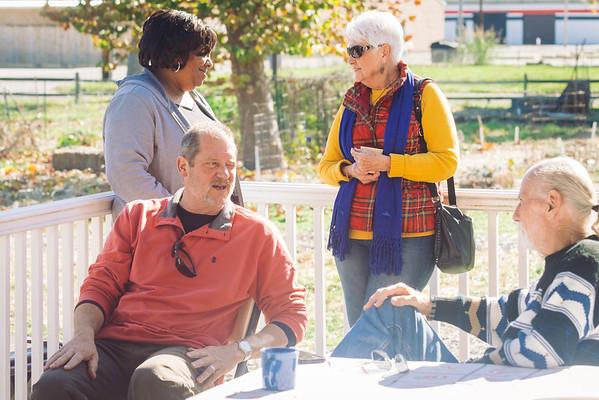 Community Garden End of the Season Potluck