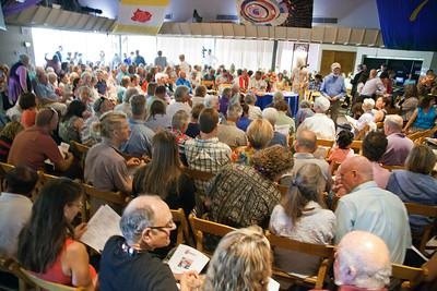 David's Last Service as Pastor June 1st, 2014