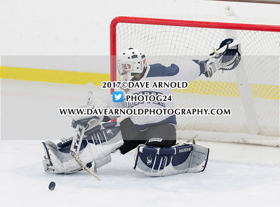 1/25/2017 - Girls JV Hockey - Phillips Andover vs Governor's Academy