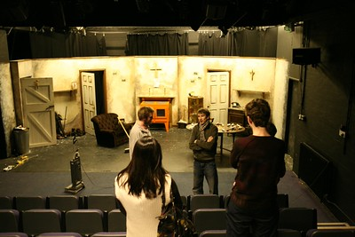 Daniel Weyman visits New Theatre
