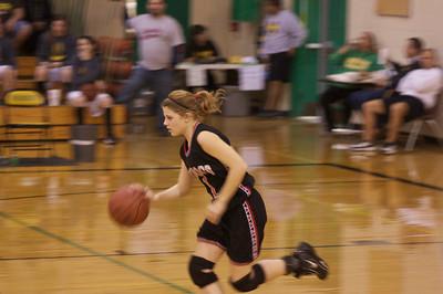 Girl's JV Basketball vs. Moody