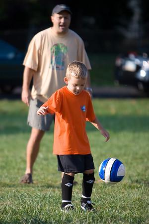 Goldfish Soccer - Nickolas