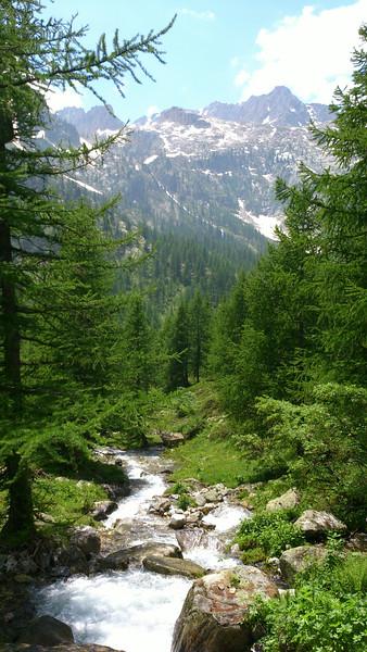 Val Valasco above Valdieri