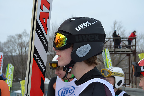 Norge Ski Tournament:  January 29 & 30, 2011